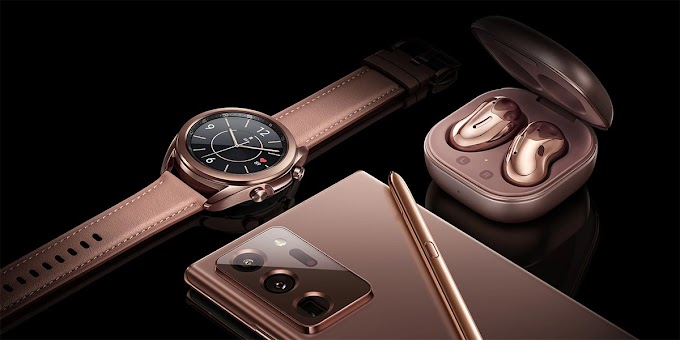 Sorteio de um Samsung Galaxy S21, Galaxy Watch 3, e Galaxy Buds Pro