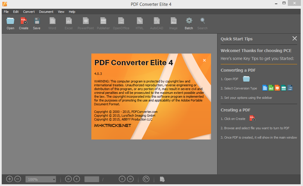 download pdf to excel converter for pc