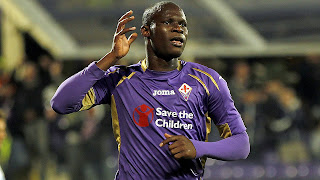 Napoli: l'obbiettivo ora è Babacar della Fiorentina calciomercato video