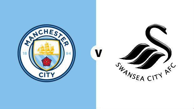 بث مباشر مباراة مانشستر سيتي وسوانزي سيتي
