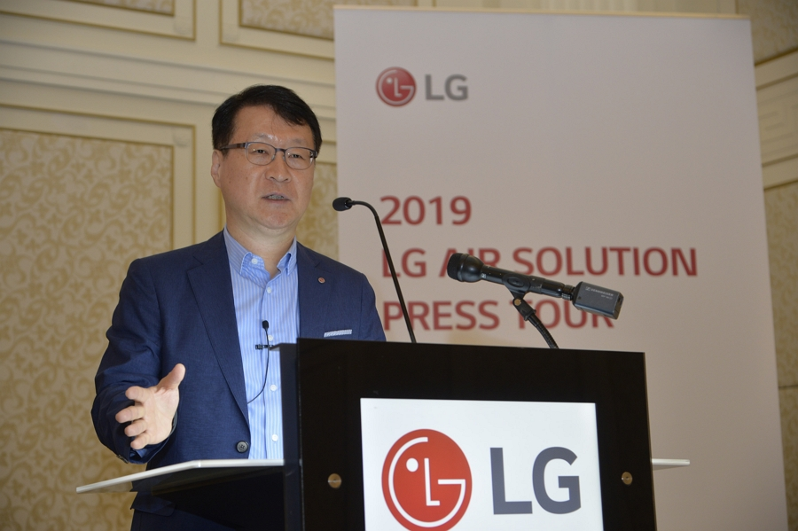 With proven technological track record, LG Electronics to lead the smart energy industry with its total HVAC solution