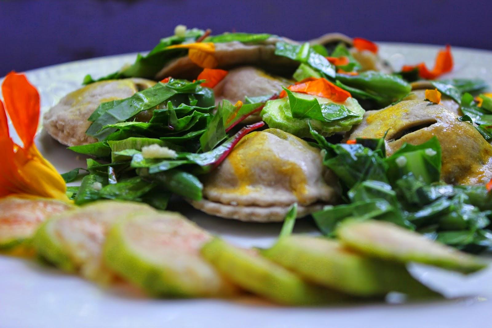 Caciatelli or Casciatelli molisani, oven-baked ravioli
