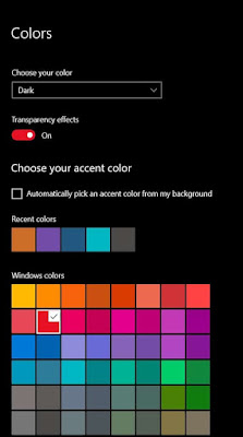 [FIXED] - Windows shell experience host suspended! color settings