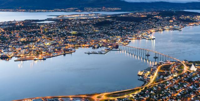 Destinasi Wisata Tromso Norwegia