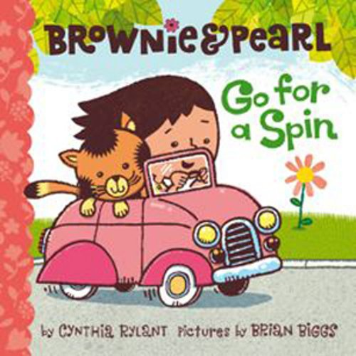 Books And Paper: Brownie And Pearl Go For A Spin