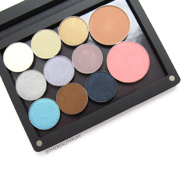 ittse palette - the beauty puff