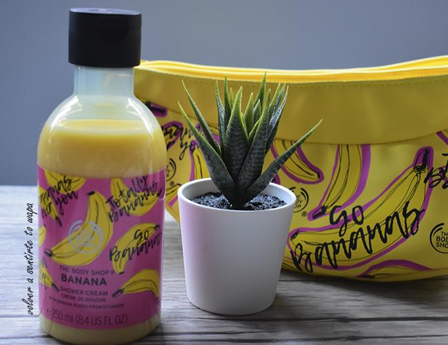 Crema de Ducha de Banana de The Body Shop