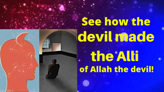 See how the devil made the Alli of Allah the devil! | Teachable hour !! Islamic Girls Guide