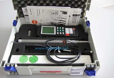 Jual Testo 445 Relative Humidity And Vane Anemometer