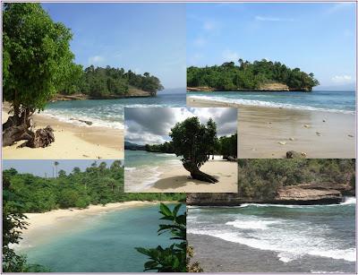 Informasi Wisata Tulungagung: Pantai-pantai yang ada di ...