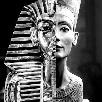 Os faraós do Antigo Egito