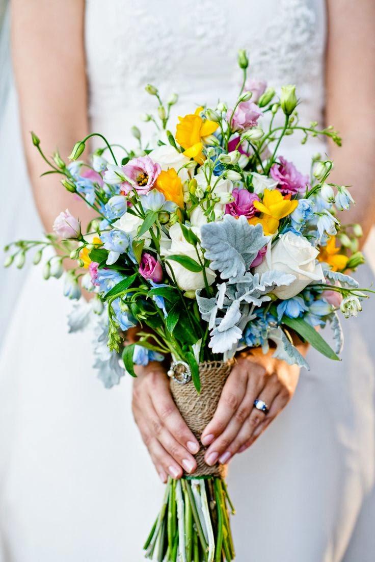 beautiful bridal rustic wildflower bouquets. Black Bedroom Furniture Sets. Home Design Ideas
