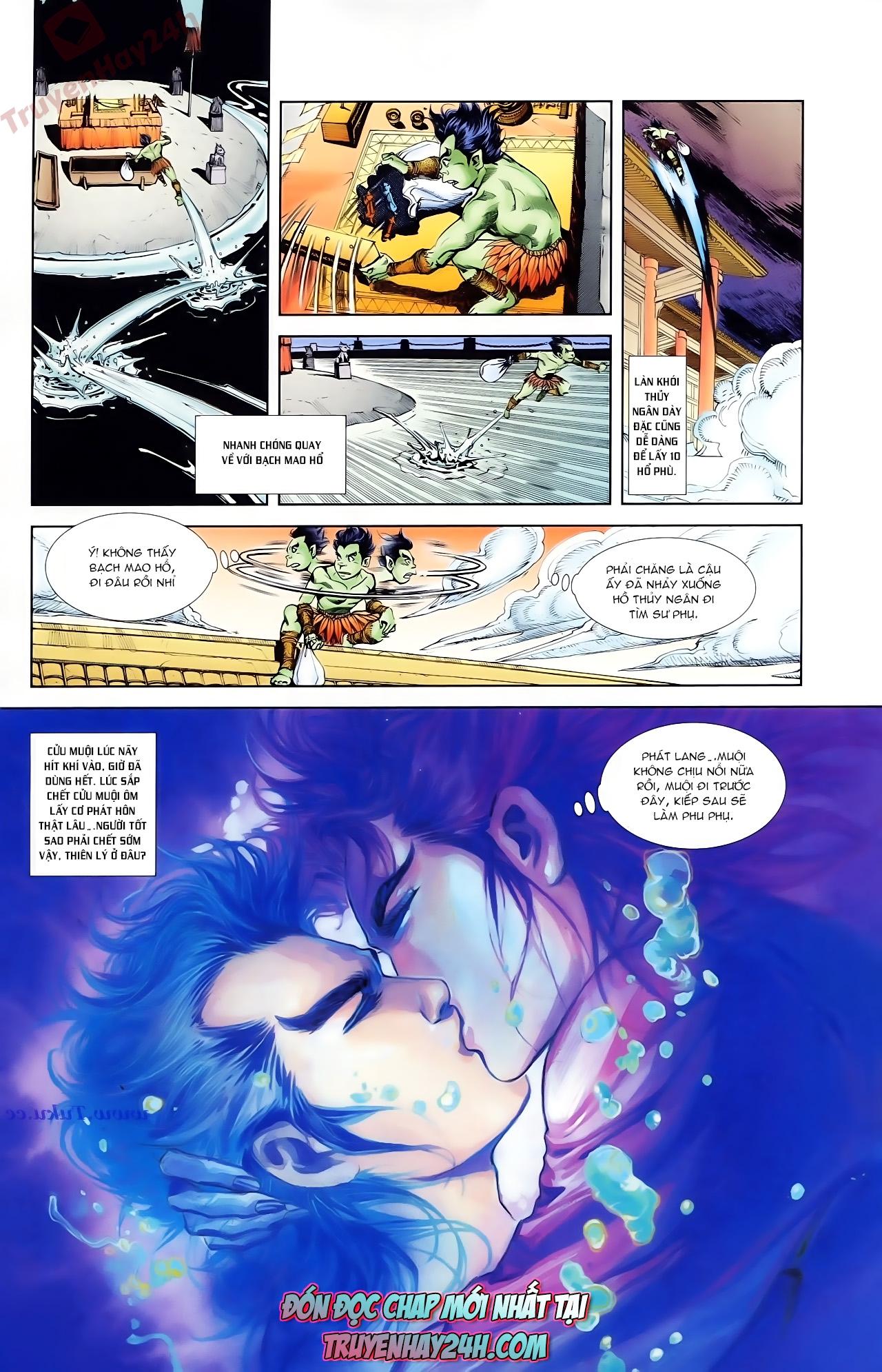 Cơ Phát Khai Chu Bản chapter 82 trang 29