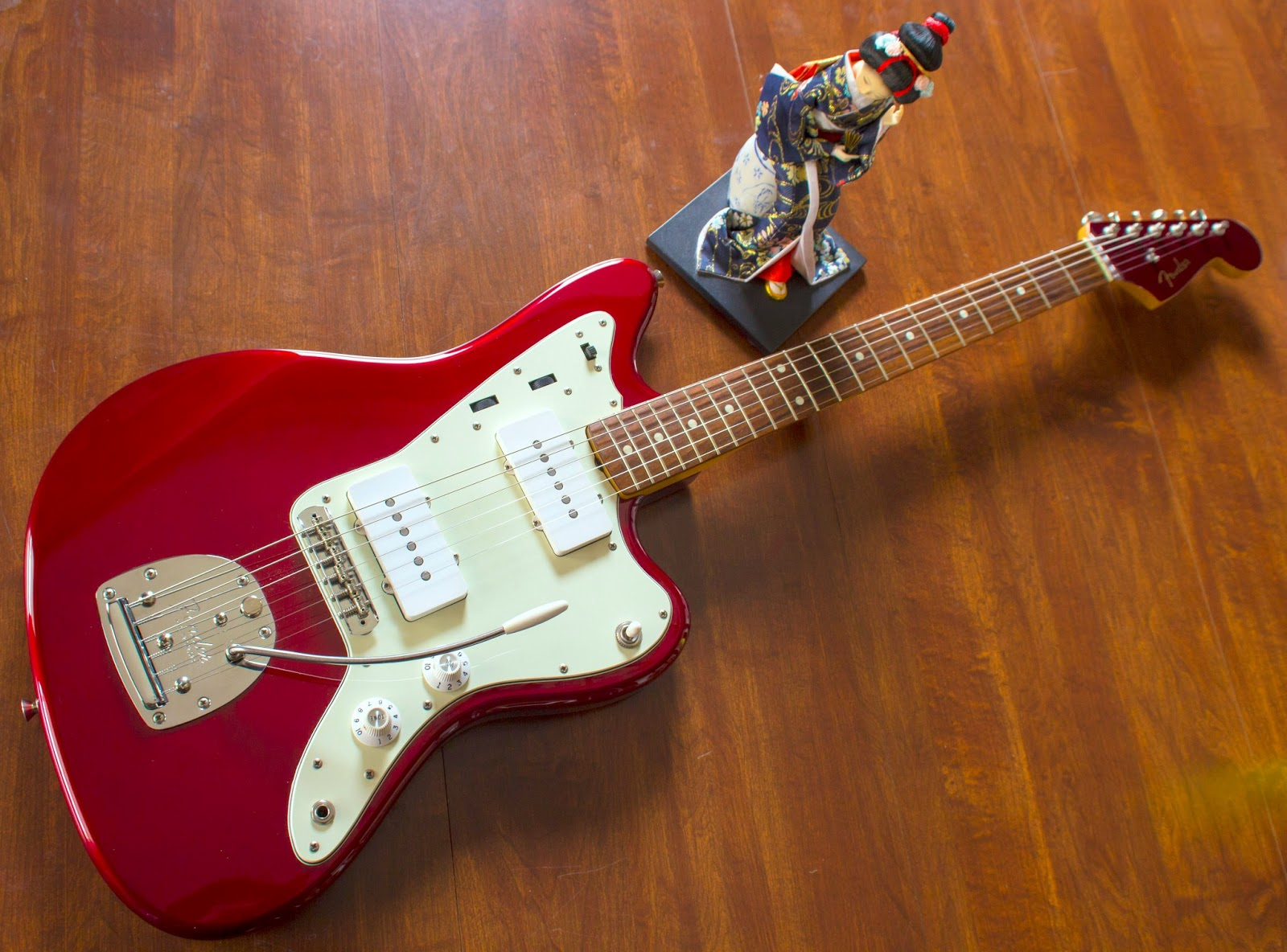 Vintage Fender Jaguar Wiring Upgrading All Fender Jazzmaster Wiring And Electronics In