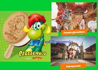Logo Concorso Sammontana ''Gioca e vinci Gardaland Resort 2020''