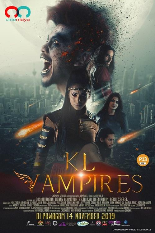 Review Filem KL Vampires