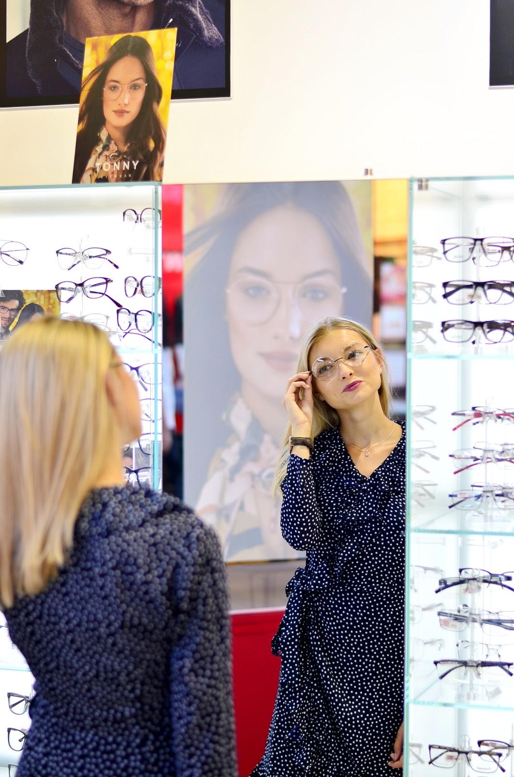 Wizyta w Studio Optyczne 44 dzień z marką Tonny Eyewear