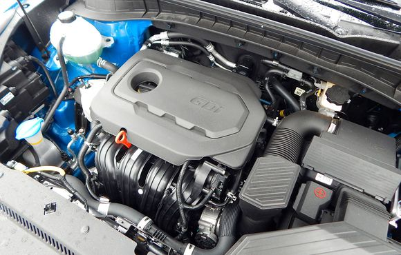 Hyundai i20 Engine Diagram