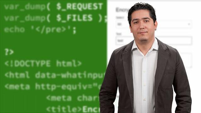Curso MEGA PHP avanzado Formularios (Video2Brain)