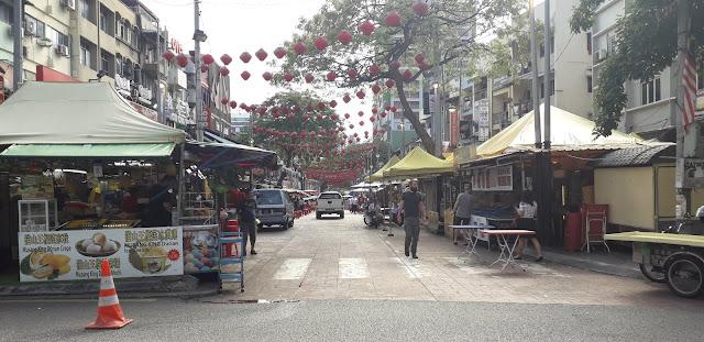 Alor Street Bukit Bintang