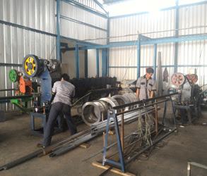 jasa pembuatan rolling door industrie