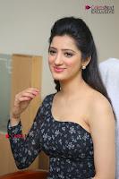 Telugu Actress Richa Panai Stills in One Shoulder Floral Long Dress at Rakshaka Bhatudu Movie Interview  0169.JPG