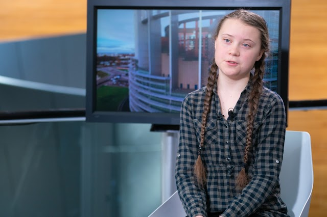 CLIMATE CHANGE: Thunberg tells UN 'If you choose to fail us we will never forgive you'