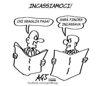 corruzione, scandali, stadio della roma, satira, vignetta