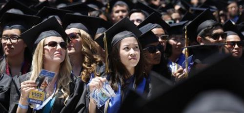 10 nước có du học sinh đông nhất ở Mỹ