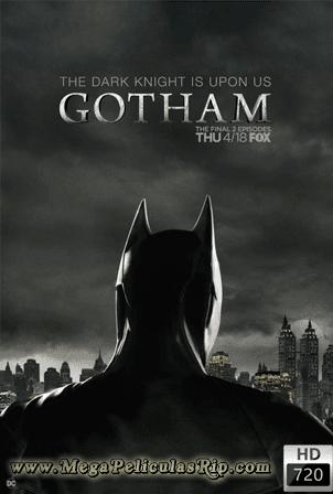 Gotham Temporada 5 [720p] [Latino-Ingles] [MEGA]