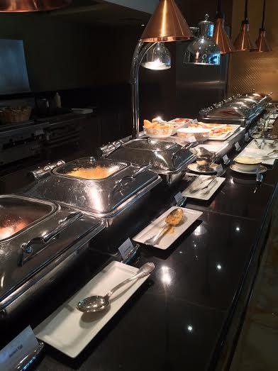 palazzo versace, il barocco, buffet, breakfast