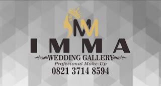 IMMA Wedding Gallery Kudus Membuka Keaempatan Kerja Sebagai Admin/ Asisten Pribadi