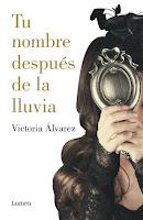 Tu nombre después de la lluvia de Victoria Álvarez_Apuntes literarios de Paola C. Álvarez
