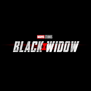 Black Widow Solo Movie Official Logo May 2020