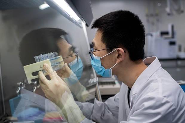 Perusahaan China Incar Warga Negara Lain untuk Uji Vaksin Corona