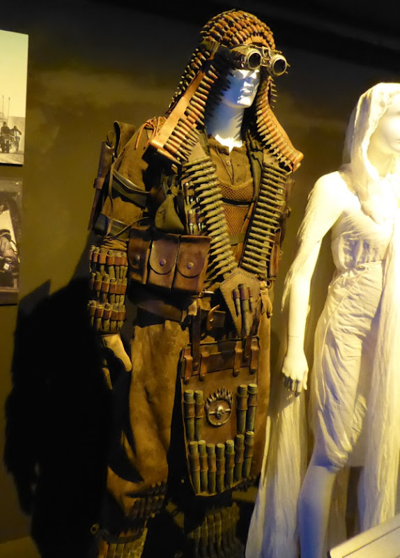 Mad Max: Fury Road Bullet Farmer film costume