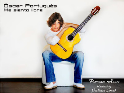 Óscar Portugués – Me Siento Libre (2013)