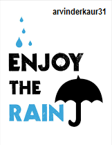 Enjoy Rainy Day