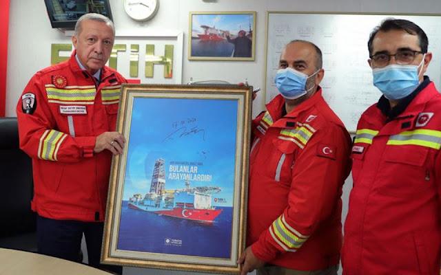 «Πυρά» Ερντογάν κατά Βρυξελλών
