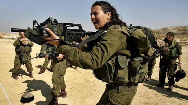 """""""Mujeres soldado, punto de discordia entre rabinos e Israel"""""""