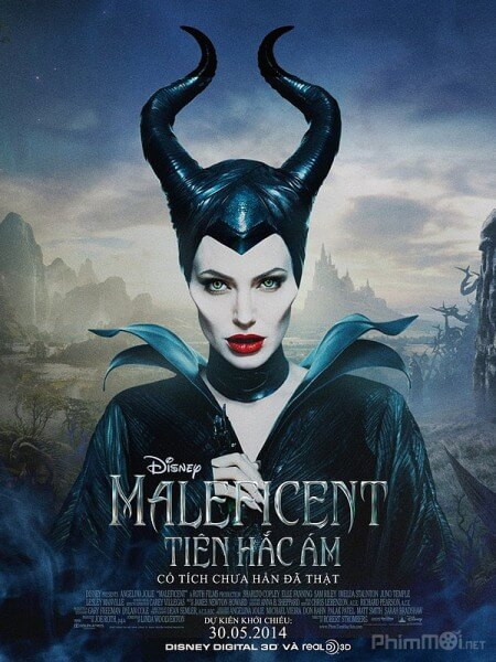 Tien hac am - Maleficent 2014 Vietsub