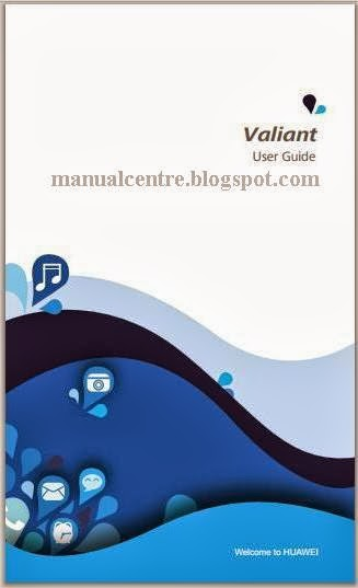Huawei Valiant Manual Cover