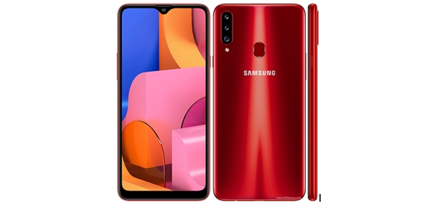 Cara Factory dan Hard Reset Samsung Galaxy A20s