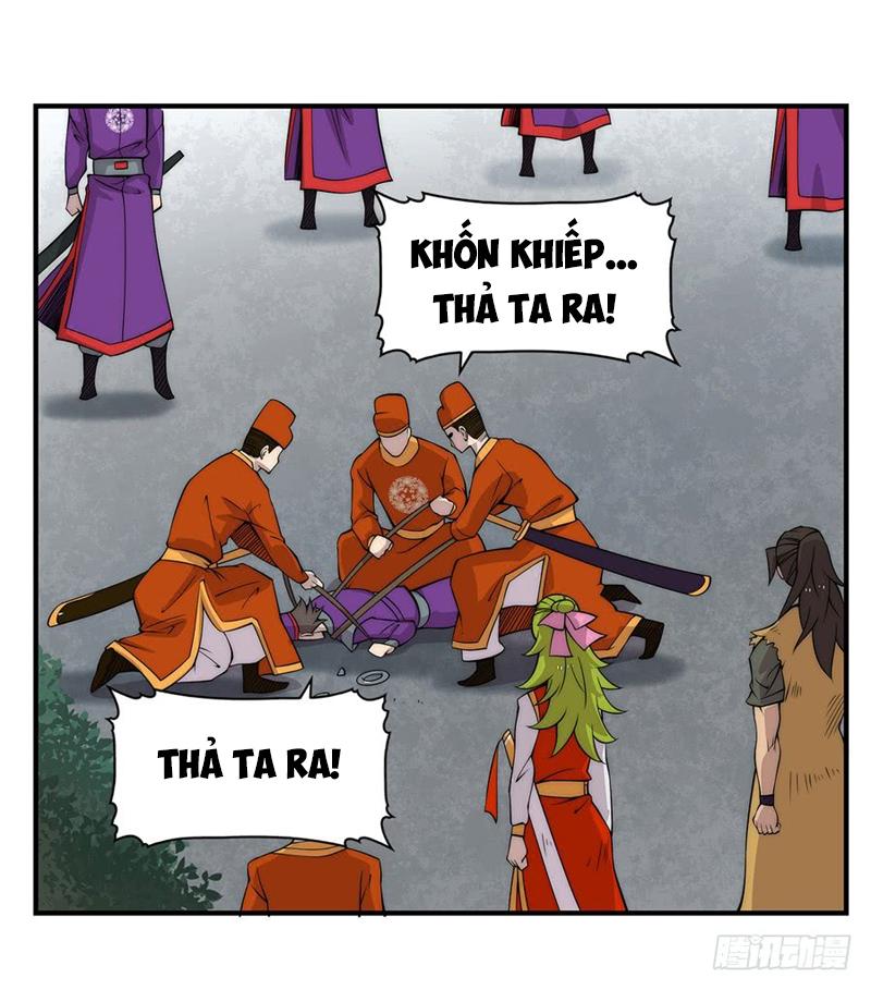 Cuộc sống thoái ẩn của võ lâm chi vương chap 46 - Trang 22