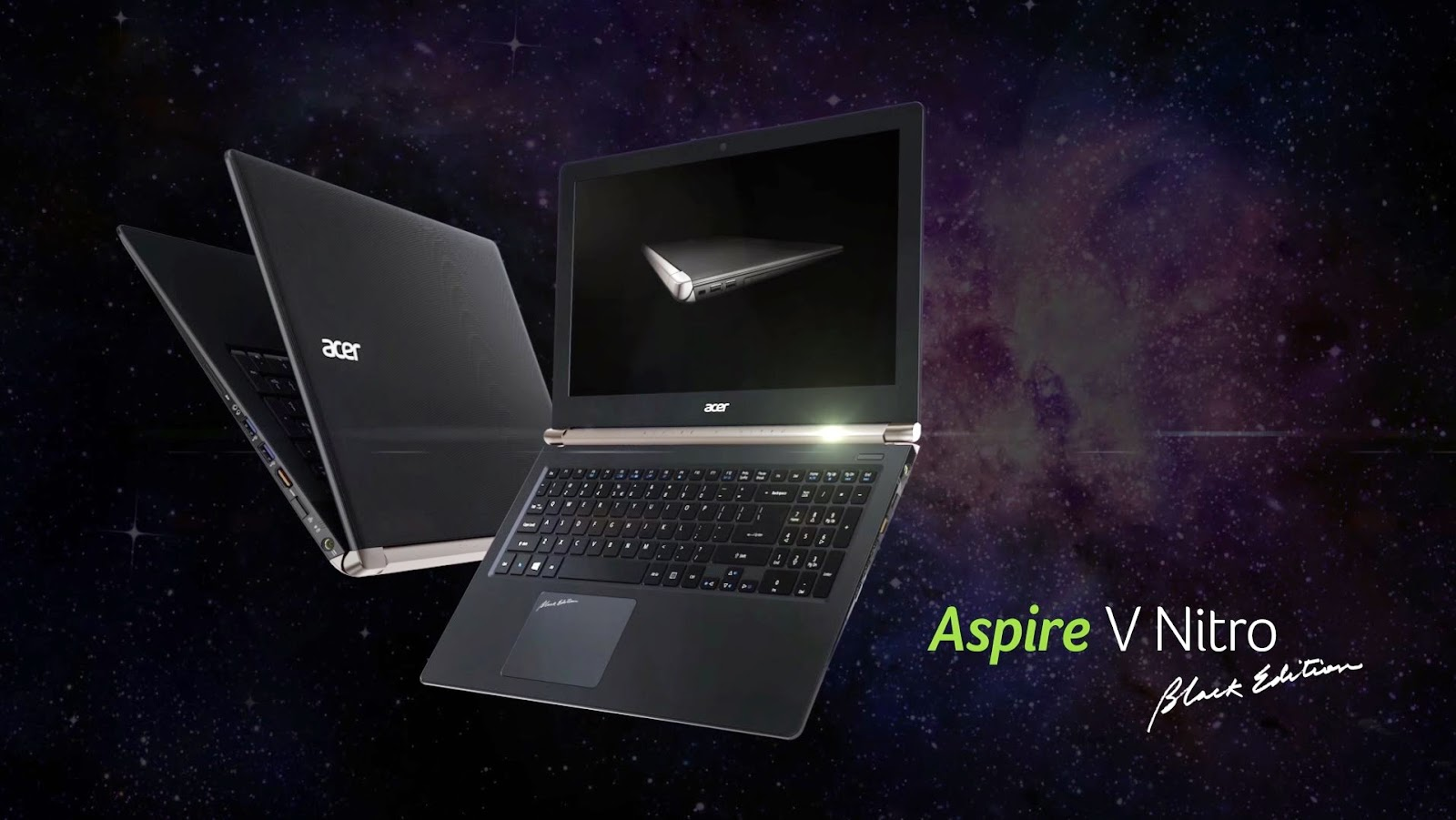 Acer V Nitro Black Edition Series Notebooks