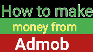 make money from admob