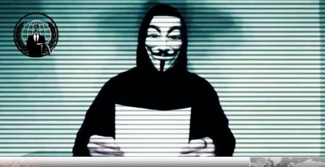 Anonymous Kirim Pesan Menakutkan Untuk Hacker Indonesia