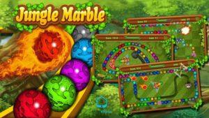 تحميل لعبة زوما Jungle Marble Blast