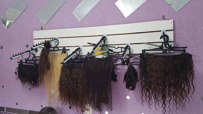 Super promoção: Venda de cabelos naturais