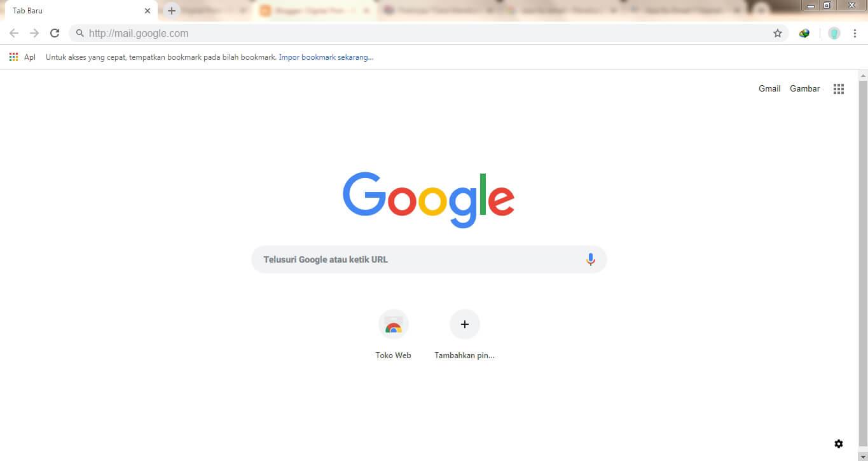 Bikin Email Google